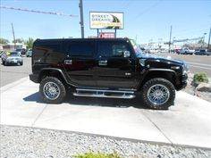 2003 Hummer H2 Sport Utility - Black Reno - Discover Reno-Tahoe Classifieds