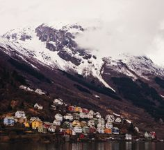 odda, norway #travel #europe