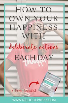 It's time to stop giving your happiness away - learn how to design it for now — Nicole Tewierik Business Coaching, Business Goals, Business Tips, Online Business, Sales And Marketing, Online Marketing, Money Doesnt Buy Happiness, Design Your Life, Wonder Women