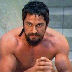 gerard butler | Gerard Butler 300 Workout & Diet: How He Got A Spartan Physique For ...