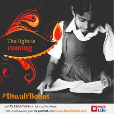A little more effort and you can change someone's life. Donate now to bring hope. Your small contributions can have a big impact. Click now at www.diwalibonus.com.