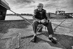 Mijn vader, my father, Wim Krull. Fuji X-E1
