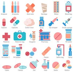 Design elements healthcare anatomy business processes design elements healthcare medication ccuart Choice Image