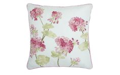 Geranium Cushion at Laura Ashley