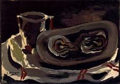 Oysters - Georges Braque