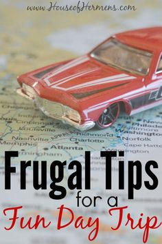 Is a big vacation taking a backseat to paying off debt and saving money this year? It is for us! Keep focused on your financial goals by going on a few day trips instead of one big trip. These tips will help you keep your day trip on budget—even with kids tagging along!