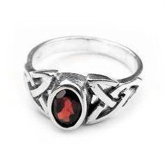 Sterling Silver Celtic Knot Red Garnet Ring(Sizes 4,5,6,7,8,9) Silver Insanity, http://www.amazon.com/dp/B0006H5BN8/ref=cm_sw_r_pi_dp_tFFwrb082TW0Z