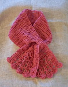 Lacy Scarflet