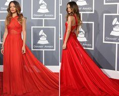10 vestidos vermelhos para a festa de 15 anos - Constance Zahn | 15 anos