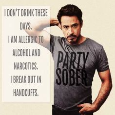 Inspiring Robert Downey Jr Quotes (RDJ Quotes) you never knew. – The Only Downey Sober Quotes, Aa Quotes, Sobriety Quotes, Inspirational Quotes, Sobriety Gifts, Life Quotes, Recovery Humor, Addiction Recovery Quotes, Alcoholism Recovery
