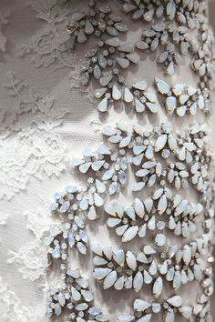 Giambattista Valli jewelled lace