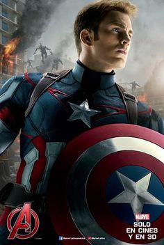 LIMA VAGA: Trailer y nuevos afiches de Avengers: Era de Ultro...