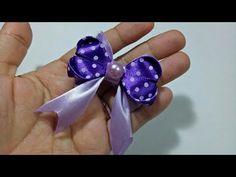 88) Tutorial Tiny Bow    Bros dasi mungil - YouTube