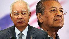 Najib-Mahathir