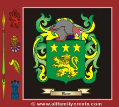 Moore Coat of Arms, Family Crest - Click here to view