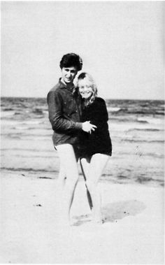 John Lennon and Cynthia Powell-Lennon (for the love of Cynthia: Archive)