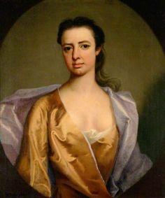 Elizabeth Buxton ~ 1722, Michael Dahl I
