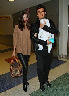 The Many Bags of Miranda Kerr