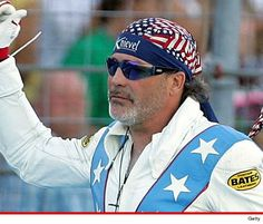 Robbie Knievel -- the daredevil son of Evel Knievel -- was arrested for DUI in South Dakota this week after cops say he went on a drunken rampage in his motor home, TMZ has learned. Robbie Knievel, Daredevil, Motorhome, Madness, Motorcycle, Men, Rv, Motor Homes, Motorcycles