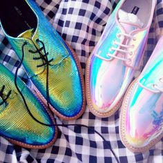 """pigbaby: """" Consistently managing to somehow pull their shoe designs from another plane of existence, it's Miista… """""""