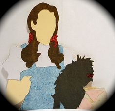 Dorothy silhouette