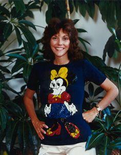 Karen Carpenter, 1979 Love the Minnie.