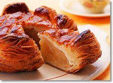 My best apple pie is of Ohmiya yougashiten.