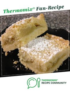 Recipe Apple Shortcake by jennybart, learn to make this recipe easily in your kitchen machine and discover other Thermomix recipes in Desserts & sweets. Pear Recipes, Apple Cake Recipes, Fruit Recipes, Sweet Recipes, Apple Shortcake, Thermomix Recipes Healthy, My Favorite Food, Favorite Recipes, Small Cake