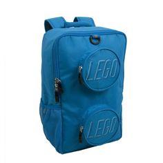 d3e072d092 LEGO Blue Brick Eco Backpack
