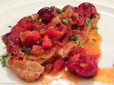 Bruschetta, I Foods, Meat, Ethnic Recipes, Blog, Blogging