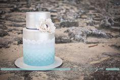 Wedding Cake by Yummies www.yummies.com.au   Jetty Blue, wedding photography www.jettyblue.com.au