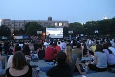 Free Things to Do in Williamsburg - Williamsburg Brooklyn Free Activities: See a Movie in McCarren Park in the Summer