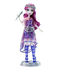 Look at this 12.5'' Monster High Singing Popstar Ari Doll on #zulily today!