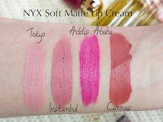 Mateja's Beauty Blog: nyx