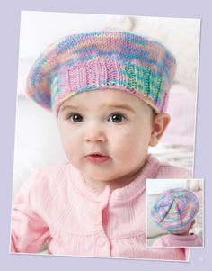 Projects for Baby Made with the Knook - From cute hats and a sweater to three…