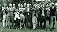 Wedding • the guys