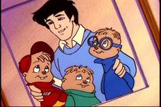 Remember the original Alvin and the Chipmunks