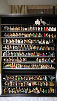 Lego Minifigures Display Case