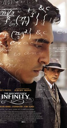 The Man Who Knew Infinity posters for sale online. Buy The Man Who Knew Infinity movie posters from Movie Poster Shop. We're your movie poster source for new releases and vintage movie posters. Indie Movies, Hd Movies, Movies Online, Movies Free, Cinema Movies, Netflix Movies, Movies 2019, Action Movies