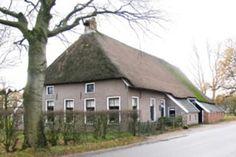 Yde - Norgerweg 145 - hallehuisboerderij uit 1694