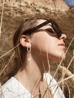 Hoop Earrings, Jewelry, Fashion, Moda, Jewlery, Bijoux, Fashion Styles, Schmuck, Fasion