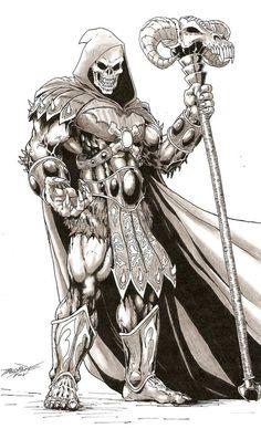 Skeletor in He-Man