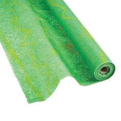 Vine  Leaves Printed Gossamer Roll, Gossamer  Tulle, Wedding Supplies, Occasions  Events - Oriental Trading - $26.50 for 100 ft