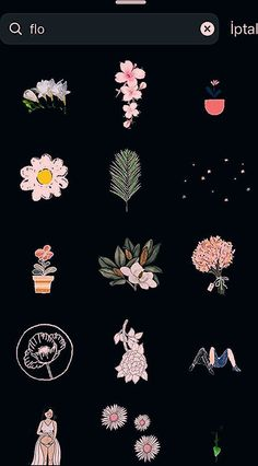 Instagram Hacks, Instagram Editing Apps, Instagram Emoji, Iphone Instagram, Instagram And Snapchat, Instagram Blog, Instagram Quotes, Flowers Gif, Craft Flowers