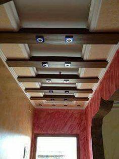 Home Decor: Gypsum Board decor Pop False Ceiling Design, House Ceiling Design, Gypsum Ceiling, Baby Shower Photography, Pvc Panels, Plafond Design, False Ceiling Living Room, Bedroom Bed Design, Pvc Wall