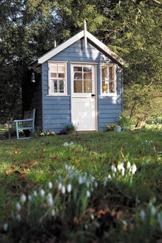 national trust summerhouses inspired by george bernard shaw and virginia woolf - Garden Sheds Virginia