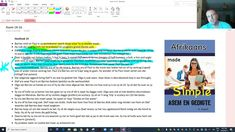 Asem Chapters 14-16 Afrikaans, Make It Simple, Youtube, Afrikaans Language, Youtubers, Youtube Movies