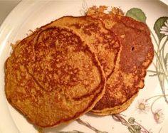 Patti Wagon: Carrot Cake Protein Pancakes
