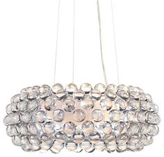 Jupiter Chandelier - contemporary - chandeliers - Z Gallerie- Dining room/living room