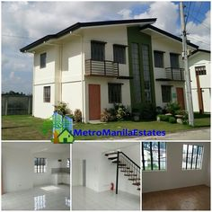 APPLE House model - Furnished Duplex House and lot in Lipa Batangas. LIPA BATANGAS IS JUST AN HOUR DRIVE FROM METRO MANILA VIA SLEX THEN STAR TOLL. For more info, visit my website www.metromanilaestates.com